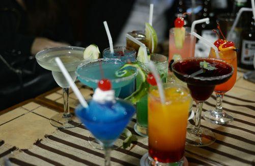Villa Cordillera - cocktails